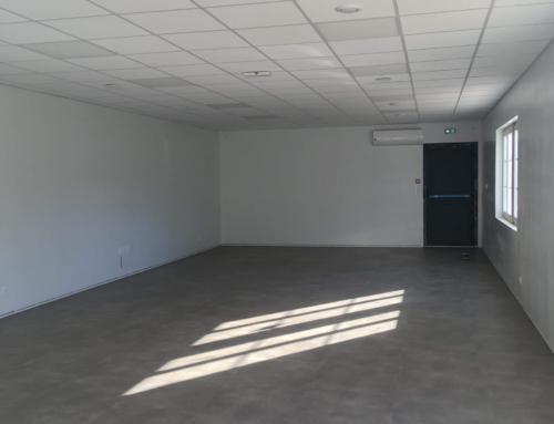 Nouveauté 2020, une salle de réunion de 90m2
