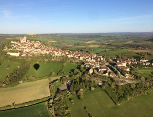 Visite de Vézelay