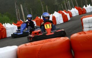 Karting piste